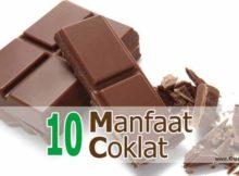 10 Manfaat Coklat untuk Kesehatan dan Efek Sampingnya - Khasiat Sehat