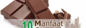 10 Khasiat Coklat untuk Kesehatan