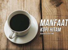 Manfaat kopi hitam